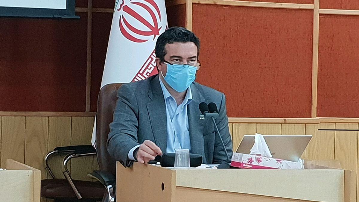 بی توجهی مردم به رعایت پروتکل ها وضعیت استان قزوین را قرمز کرده است