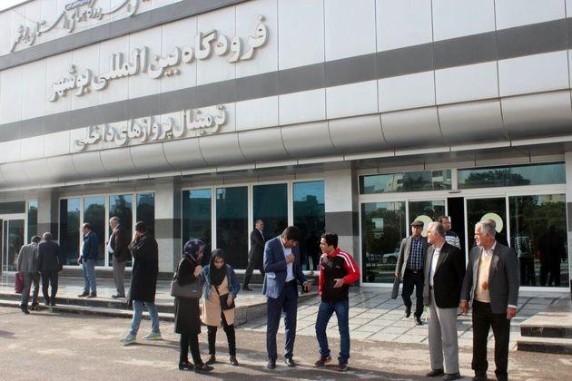 افزایش۲۵ درصدی پروازهای فرودگاه بوشهر