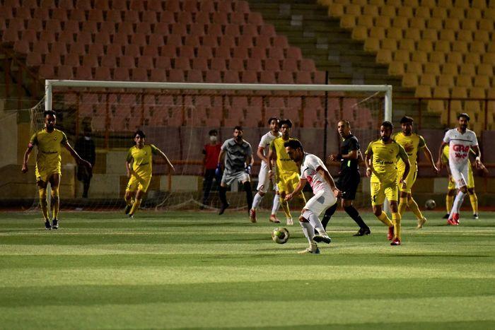 اعلام محل برگزاری دو مسابقه از هفته سی و دوم لیگ دسته اول