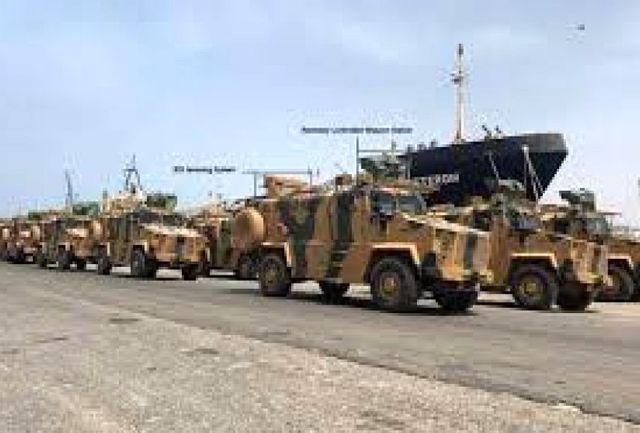 ادعای «ایندیپندنت عربی»: محموله نظامی جدید ترکیه وارد لیبی شد