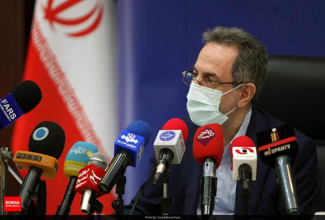 روند بستریهای کرونایی در استان تهران ثابت شد