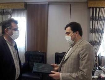 دیدار فرماندار ملارد با دبیر شورای هماهنگی مبارزه با مواد مخدر غرب استان تهران