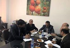 نشست مشترک پژوهشکده خرما و میوه های گرمسیری با سازمان جهاد کشاورزی