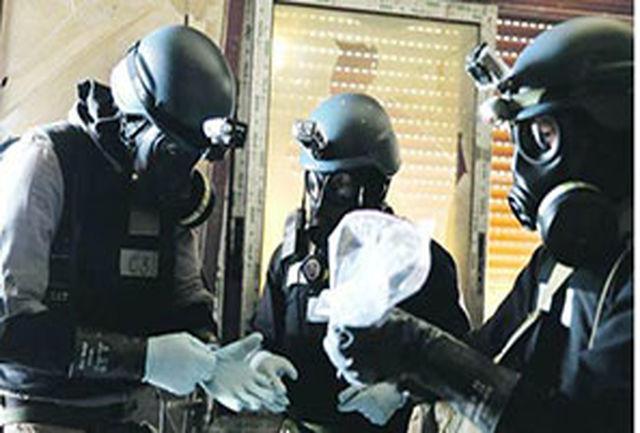 بازرسان سازمان منع سلاح های شیمیایی وارد دوما شدند