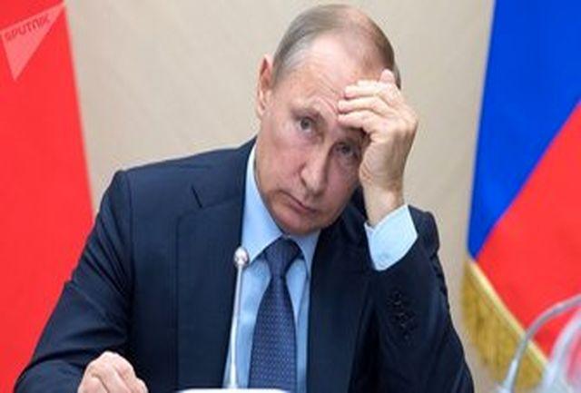 پیام رییس جمهور روسیه به سران کشورهای عربی