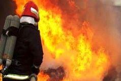 یک کشته و ۲ زخمی بر اثر آتش سوزی در بهمئی