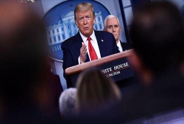 ترامپ دستور سرکوب گسترده معترضان  را صادر کرد