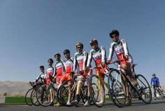 حضور مهدی محمدی در دومین اردوی آمادگی تیم ملی دوچرخه سواری جانبازان و معلولین