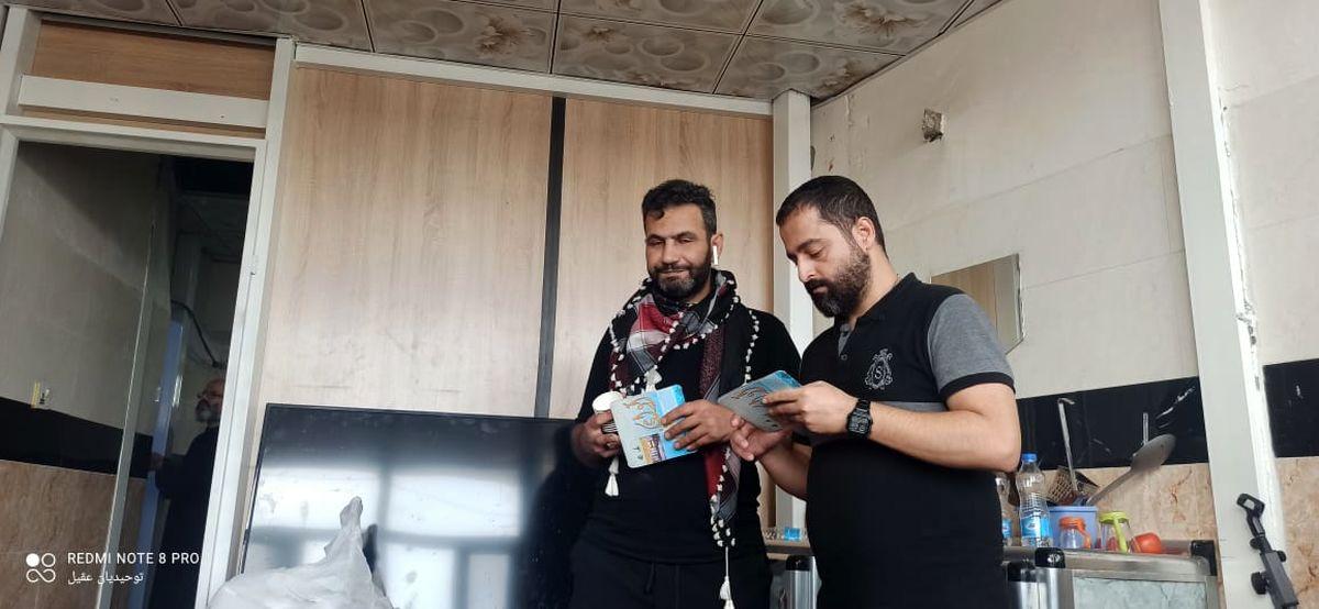 """مصاحبه با """"سیامک احمدی پور"""" تهیه کننده رادیو اربعین"""