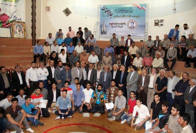 رئیس جدید هیأت ورزشهای باستانی و زورخانهای استان کرمانشاه انتخاب شد