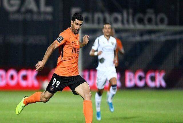 طارمی در بین 10 خرید برتر لیگ پرتغال قرار گرفت