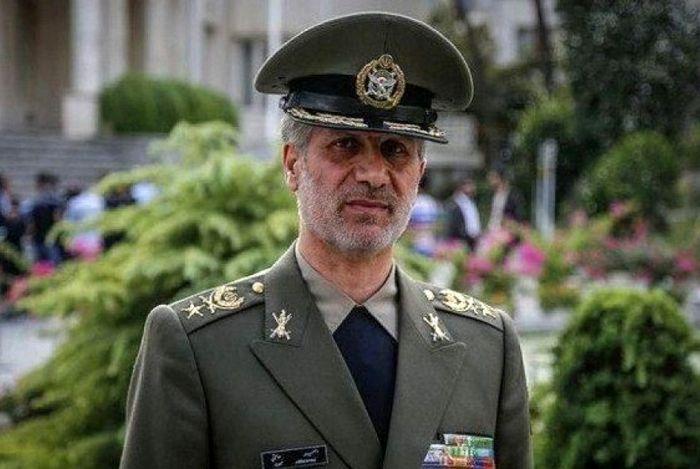 وزیر دفاع عید نوروز را به وزرای دفاع کشورهای منطقه تبریک گفت