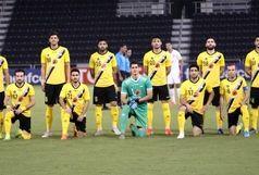 ستاره استقلالی در تور سپاهان+ عکس