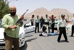 دستگیری سرکرده باند زورگیر در اهواز