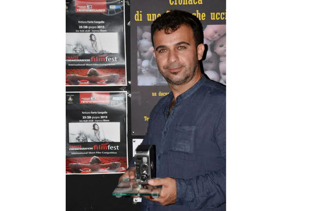 «خانه و کلید» جایزه جشنواره بینالمللی فیلم «سینماتوگرافیک» ایتالیا را گرفت