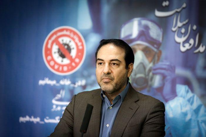 ۲۰ درصد در تهران درگیر کرونا شدهاند/ هیچ کس در رستورانها نباید دستکش بپوشد