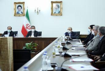 جلسه شورای عالی جوانان با حضور معاون اول رییس جمهوری