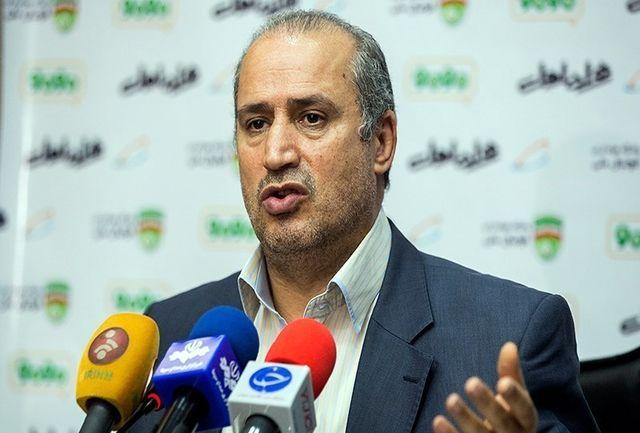 تاج: مهمترین اهداف تفاهم نامه استفاده مشترک از امکانات کمپ های ایران و ارمنستان است