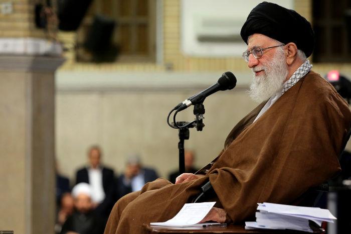 جمله منتخب سال ۹۸ رهبر انقلاب اسلامی از نظر کاربران انتخاب شد
