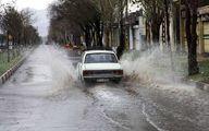 این باران ادامه دار است / بارش شدید باران در 10 استان کشور