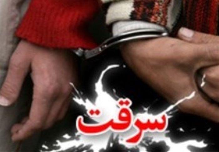 زنگ هشدار سامانه «مها» از سرقت طلافروشی جلوگیری کرد/سرقت نافرجام طلافروشی در کرمان