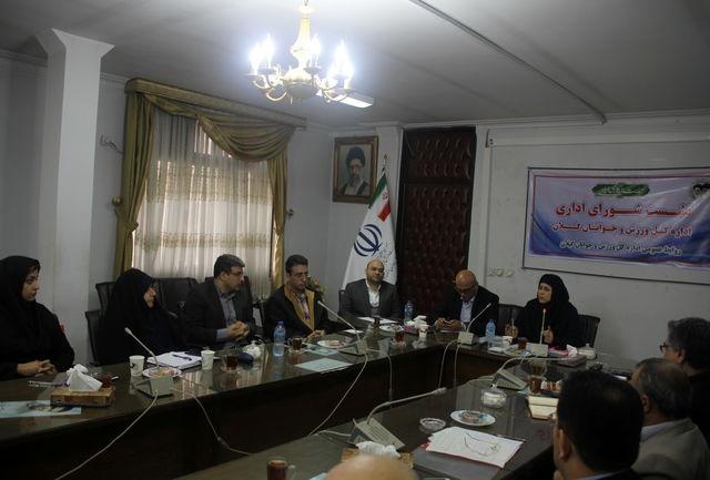 کارشناسان باید در فرایند توسعه ورزش استان نقش ارزنده تری ایفاء کنند