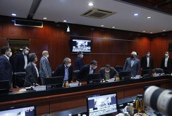 نشست مدیران ارشد سازمان حفاظت محیط زیست با معاون اول ریاست جمهوری