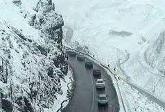 تردد با احتیاط در راه های استان البرز جریان دارد