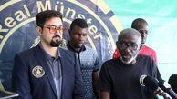سفر مدیرعامل ایرانی باشگاه رئال مونستر آلمان به آفریقا