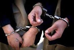 انهدام باند سارقان اماکن خصوصی با 26 فقره سرقت در