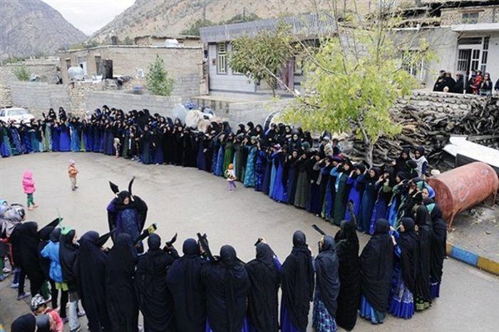 شروه خوانی اوج تجلی سوگواری محرم