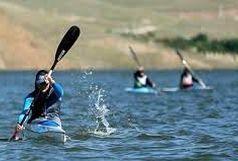 درخشش دختران قایقران استان در رقابت های قهرمانی کشور
