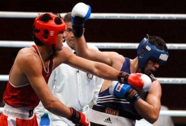 بروجرد فردا میزبان مسابقات بوکس قهرمانی کشور خواهد بود
