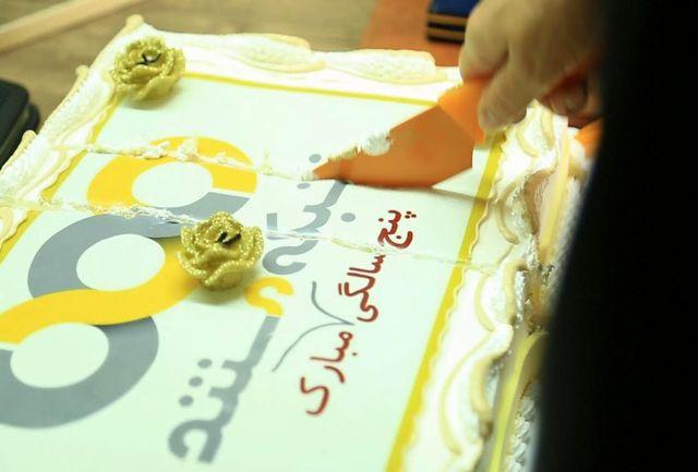 کیک پنج سالگی شبکه مستند بریده شد/ پخش HD یک اتفاق بزرگ است