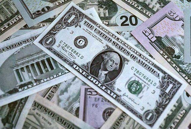 قیمت ارز  در بازار هفده آبان