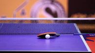 نایب قهرمانی شمس در تورنمنت تنیس روی میز
