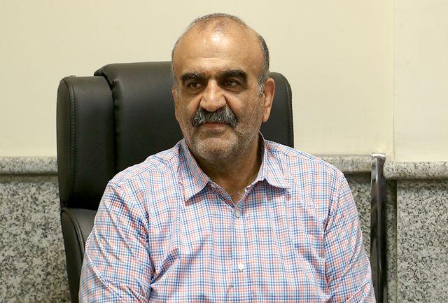 عبدالله عزیزی به عنوان رییس هیات کشتی تهران انتخاب شد