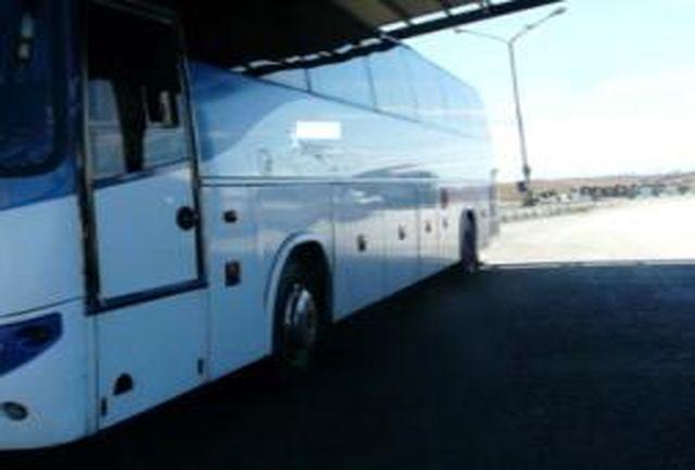 یکچهارم کل اتوبوسهای کشور در مشهد