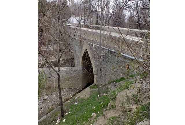 نمیر ، قدیمی ترین پل مسیر تهران به مازندران