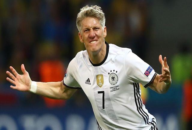 پسر ژرمنها از دنیای فوتبال خداحافظی کرد