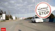 ارسال بیش از ۴۹ هزار پیامک به رانندگان خاطی طرح کرونا