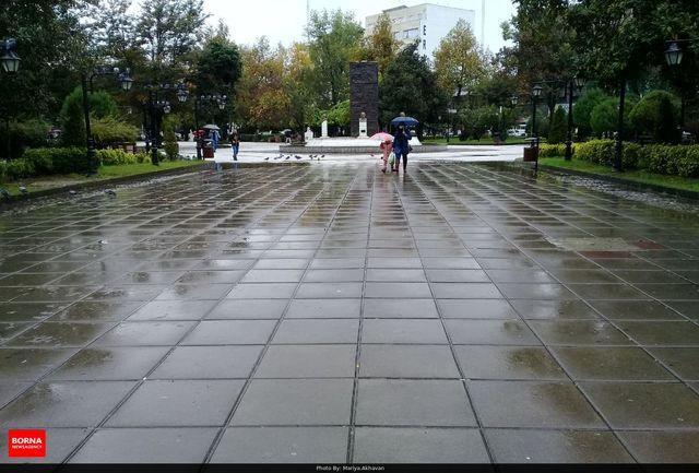 باران امروز تهران را ترک میکند
