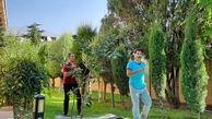 «صبح پارسی» با قهرمان مدال آور پارالمپیک
