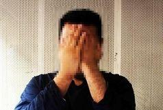مرد اراکی که زن خود را خفه کرده بود، دستگیر شد