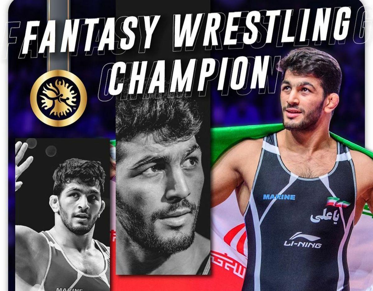 ستاره ایرانی محبوبترین قهرمان المپیک شد