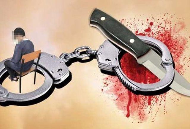 عوامل قتل یک  شهروند ساوجی دستگیر شدند
