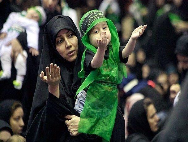 برگزاری همایش شیرخوارگان حسینی در 14 نقطه سیستان وبلوچستان