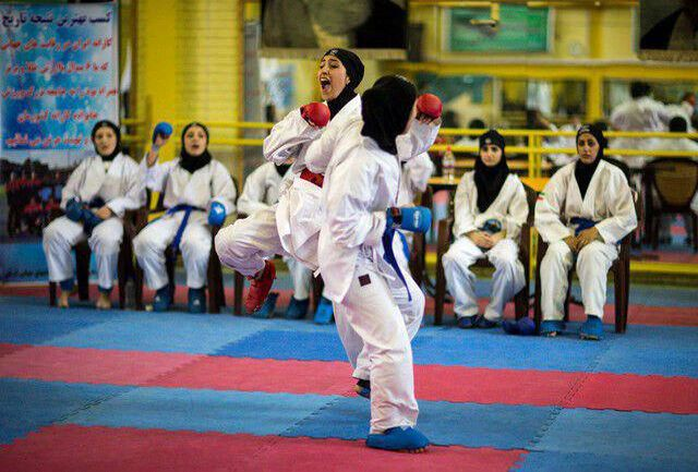 بانوان کاراته کای شهرری به اردوی تیم ملی دعوت شدند