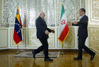 دیدار وزرای خارجه ایران و ونزوئلا