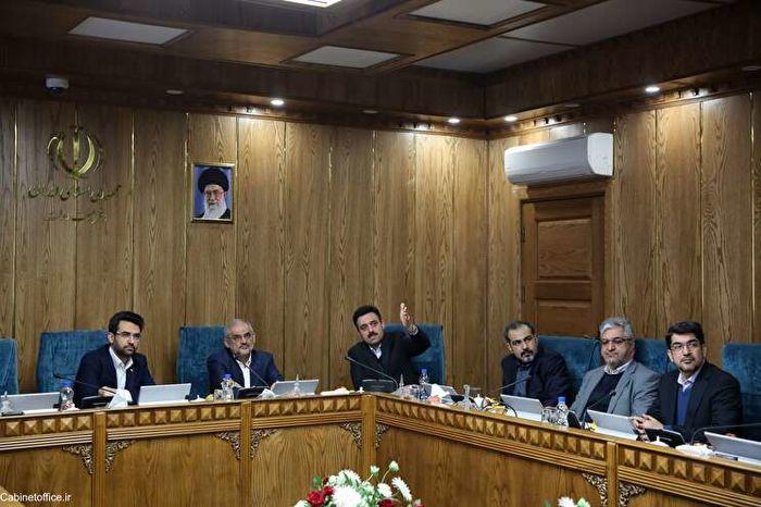 موافقت کمیسیون امور زیربنایی دولت با اصلاح دو آییننامه
